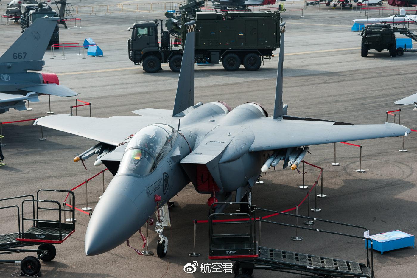 新加坡的军事实力在该区域还是很强的,尤其是空军力量