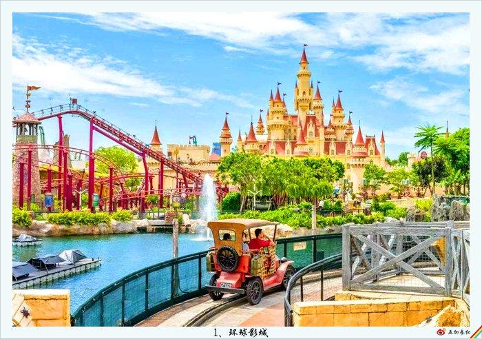 新加坡有哪些著名景点值得去玩?哪些景点是比较著名的呢?