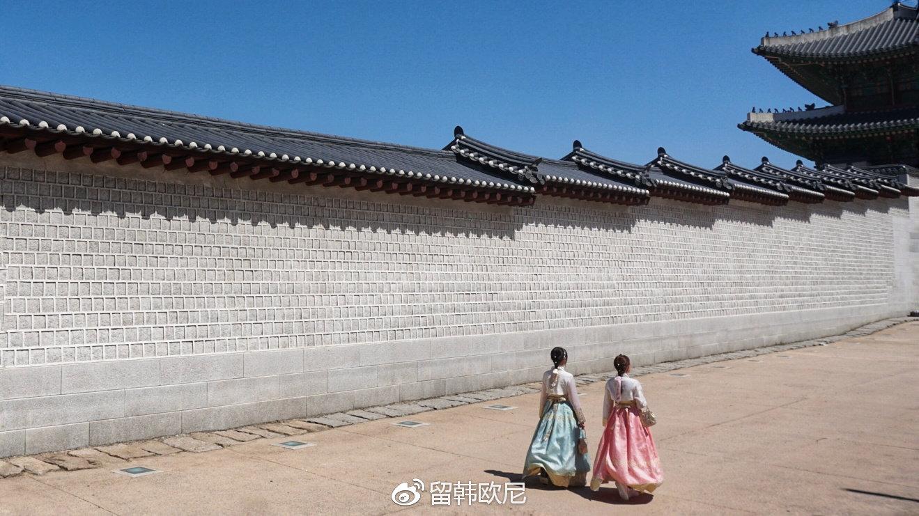 韩国干货!——首尔景福宫游览小贴士