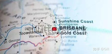 慢游澳大利亚之布里斯班
